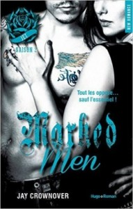 Marked Men, tome 2 - Jet de Jay Crownover
