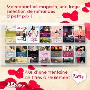 Promo Milady Romance