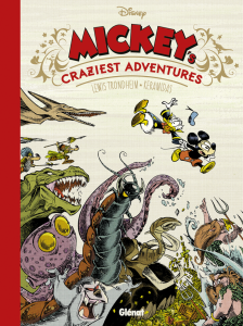 Mickey Craziest adventure de Keramidas