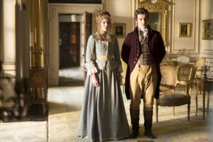 Love & Friendship - Photo Emma Greenwell, Xavier Samuel