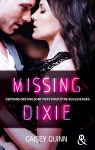 Missing Dixie #3 Neon Dreams Caisey Quinn