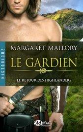 le-retour-highlanders-tome1-le-gardien-margaret-mallory