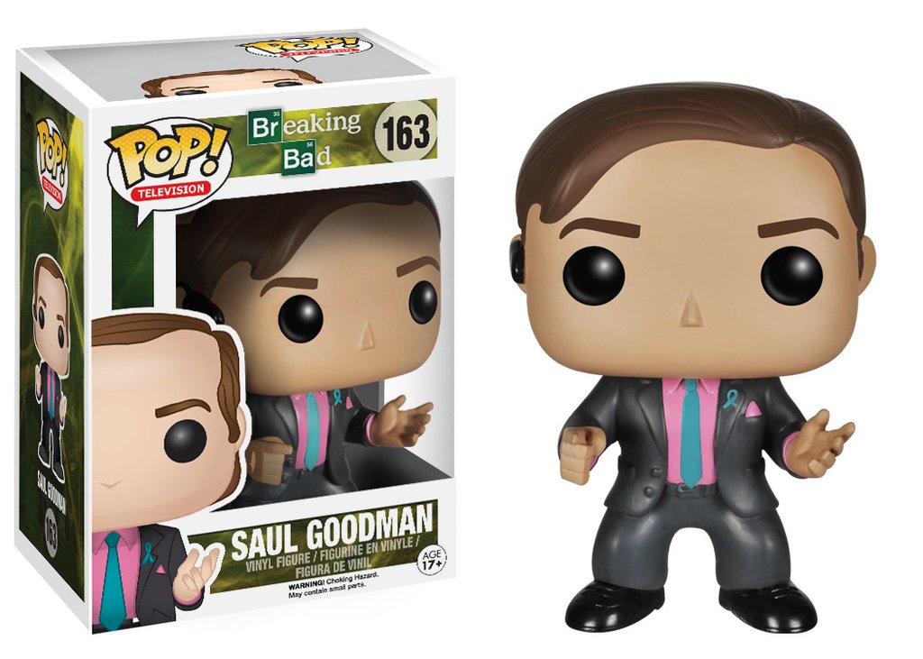 Concours Breaking Bad Pop Saul Goodman Better Call